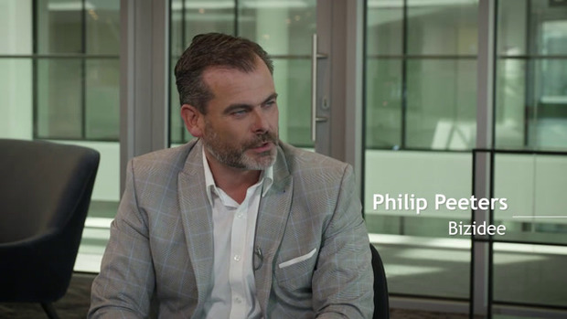 Bizidee TV (1): Philip Peeters - 08/10/18